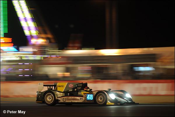 Le Mans 2013 Hour 10 01