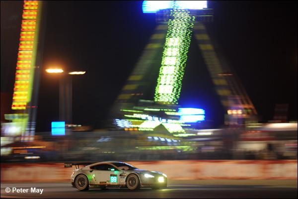 Le Mans 2013 Hour 10 02