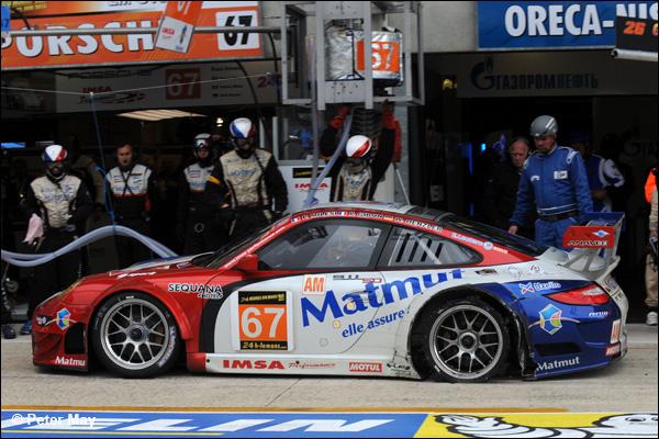 Le Mans 2013 Hour 3 01