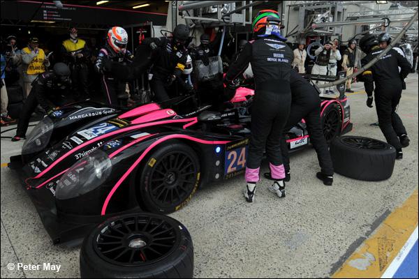 Le Mans 2013 Hour 3 03