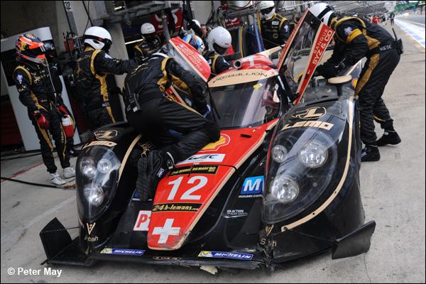 Le Mans 2013 Hour 4 02
