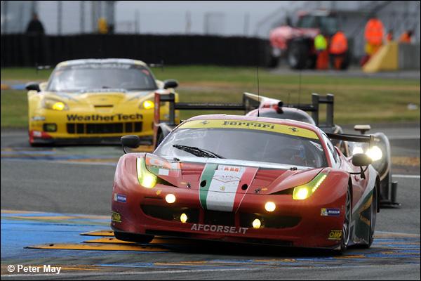 Le Mans 2013 Hours 20 01