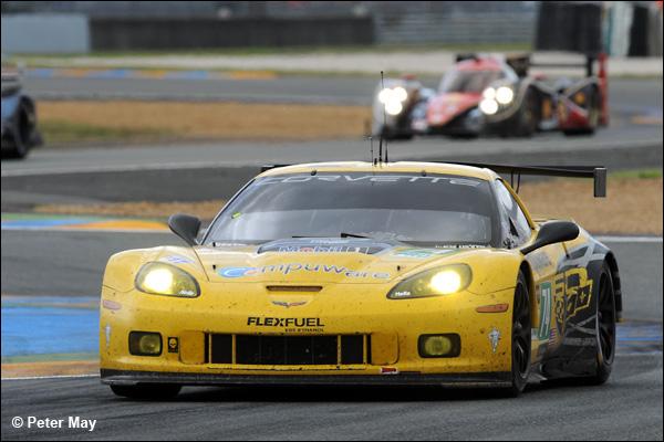 Le Mans 2013 Hours 21+22 02