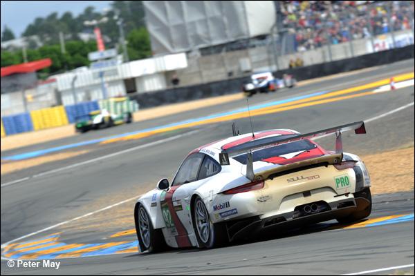Le Mans 2013 Hours 21+22 04
