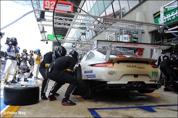 Le Mans 2013 Hours 23+24 02