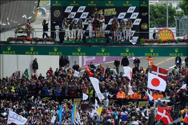 Le Mans 2013 Hours 23+24 04