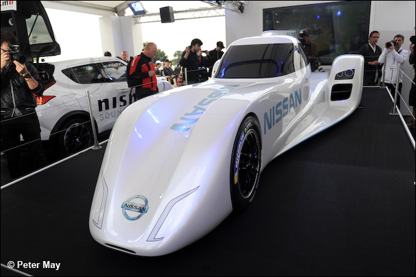 2014 s garage 56 project unveiled at le mans - Garage automobile le mans ...