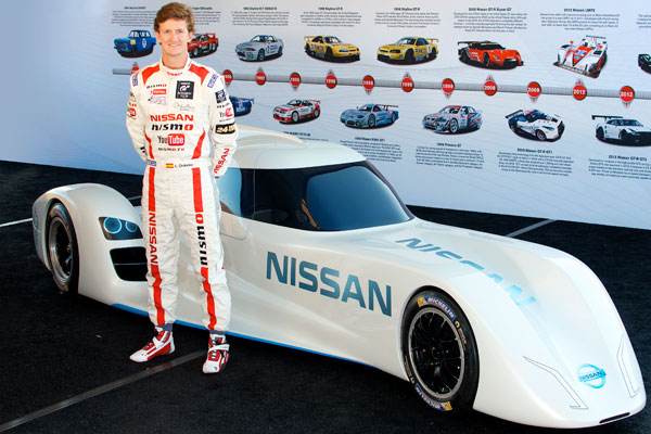 Lucas Ordez To Race Nissan Zeod Rc At Le Mans Updated