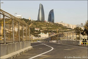 FIA GT Series: Baku World Challenge, P&Q Gallery