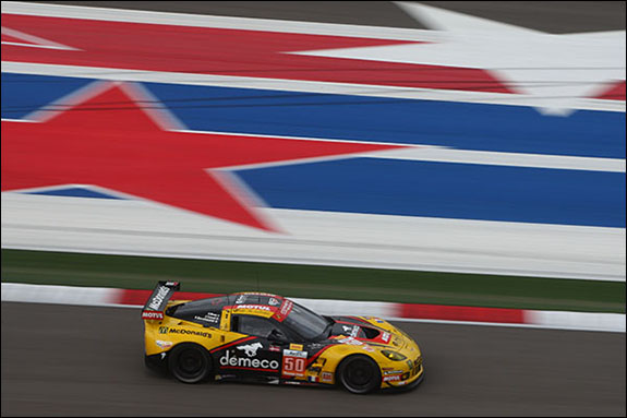A disappointing 2013 FIA WEC season for Larbre Competition and its Corvette