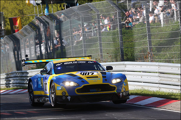 Motor Racing - ADAC Zurich 24 Hours - 41th Race - Qualifying - Nurburgring, Germany