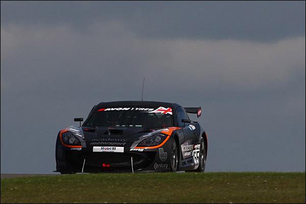 Century Motorsport Ginetta
