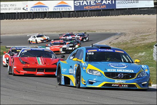 Supercar Challenge Gt Subdivisons Zandvoort Race Report
