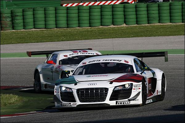 Mapelli-Schoffler (Audi Sport Italia, Audi RS LMS-GT3 #6)