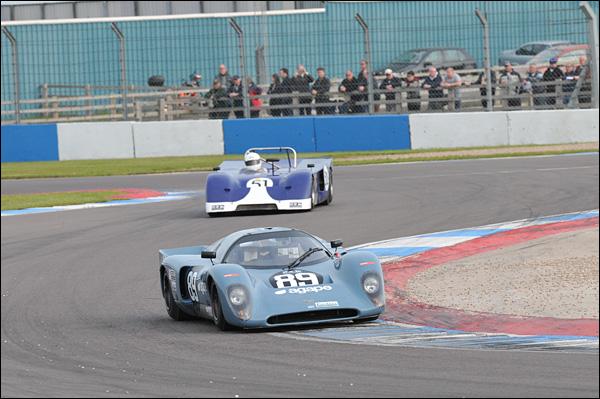 Benedini Chevron B16 Siffert class winner 4th
