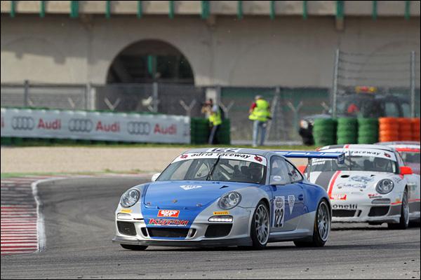 Fabrizio Bignotti (Krypton Motorsport,Porsche 911 GT3 R #122)