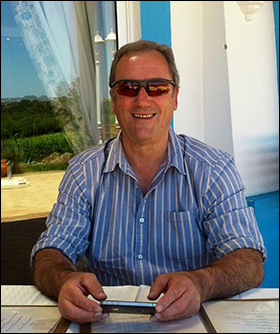 Nigel Vaulkhard