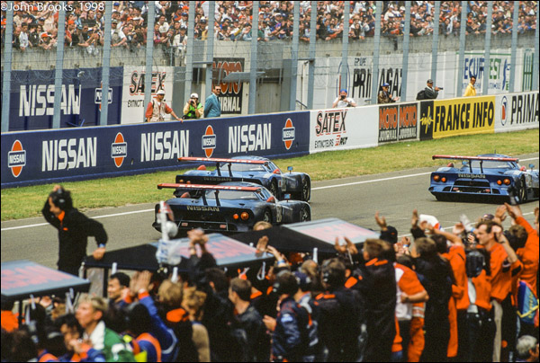 1998 24 Hours of Le Mans