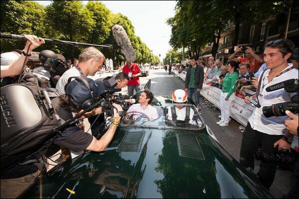 Bruno Senna D-Type
