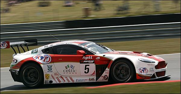 Round 4 of the British GT Championship