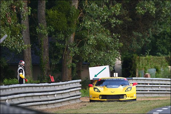 Corvette Porsche Curve