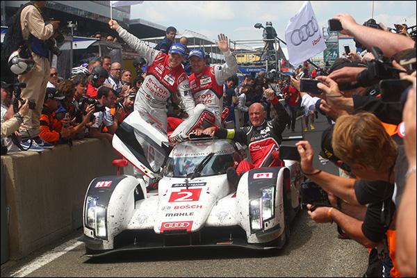 LMP1 Race Winners 2014