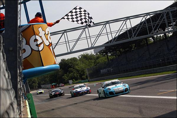 Donativi-Gagliardini (Ebimotors, Porsche 91 GT3 R #44)