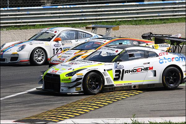 Bontempelli-Caccia (Nova Race,Nissan GTR-GT3 #31)