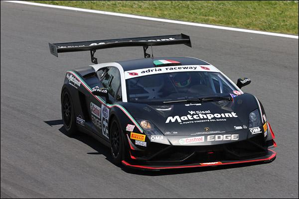 Amici-Barri (Imperiale Racing,Lamborghini Gallardo-GT3 #63)