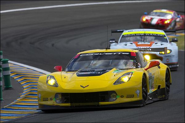 Corvette Racing Le Mans 2014