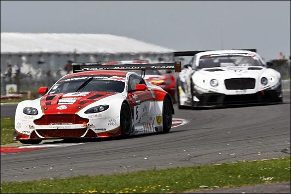 Round 3 of the 2014 British GT Championship.