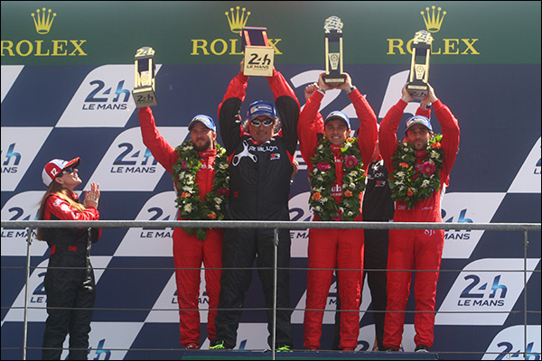 Rebellion Podium 2014