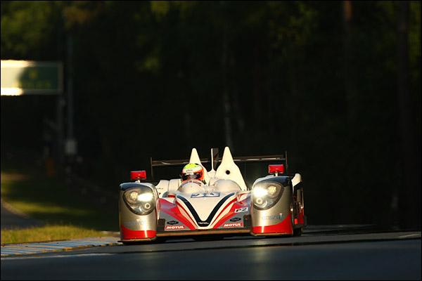 Turvey Le Mans