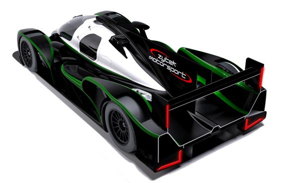 Zytek Coupe 2