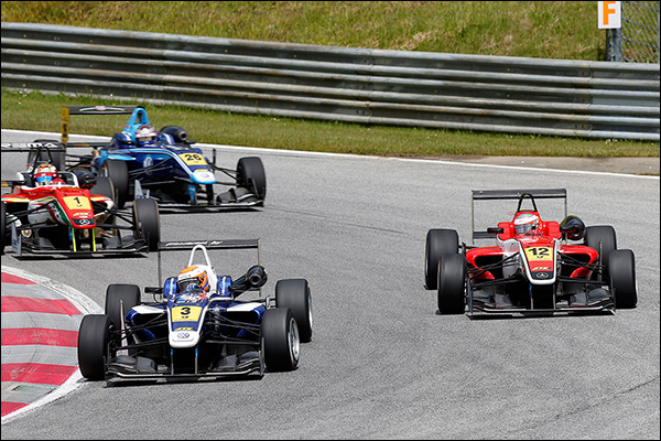 FIA Formula 3 European Championship, round 5, race 3, Spielberg (A)