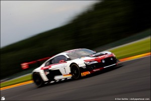 Spa 24 Hours: Superpole Qualifiers In Grid Order