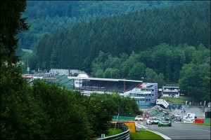 British GT: Spa-Francorchamps, Weekend Gallery