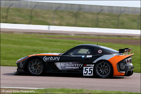 Oli Basey Fisher / Matt Nicoll Jones Academy Motorsport Ginetta G55 GT4
