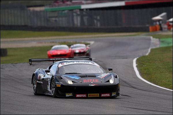 Magli-Ferrara (Easy Race,Ferrari 458 Italia-GT3 #8)