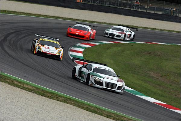 Mapelli-Schoeffler (Audi Sport Italia, Audi RS LMS-GT3 #6)