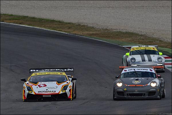 Quinzio-Schiattarella (Heaven Motorsport,Porsche 997 Cup #107)
