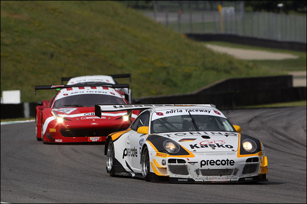 Renauer-Bordeaux (Herbert Motorsport, Porsche 997 GT3 #52)