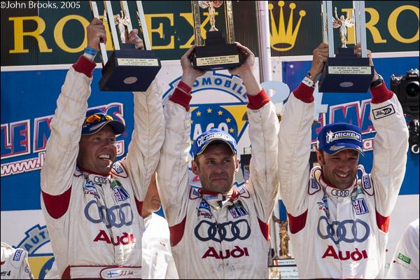 JJ-Lehto-Le-Mans Podium