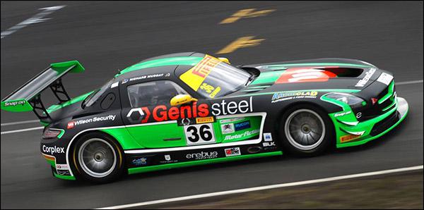 Australian Gt Sydney Motorsports Park Race Reports Quinn Wins But Muscat Stars