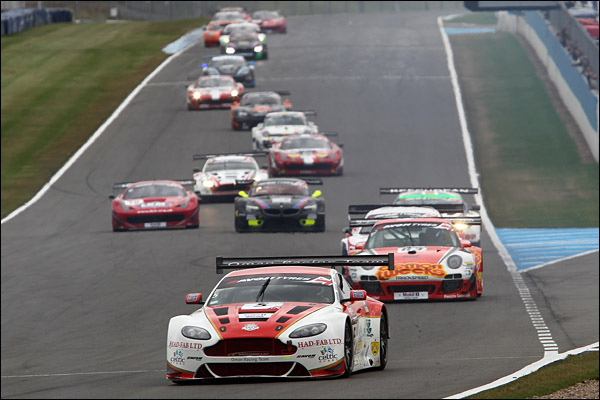 Motors tv to air 5 british gt championship races live in for Motors tv live stream