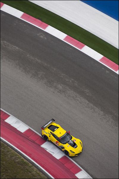 Corvette Racing COTA 2014