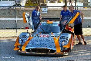 TUSCC: Petit Le Mans, Road Atlanta, Setting Up