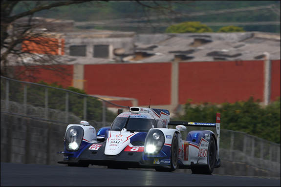 2nd, #8, Anthony Davidson, Sébastien Buemi, Toyota TS 040 Hybrid