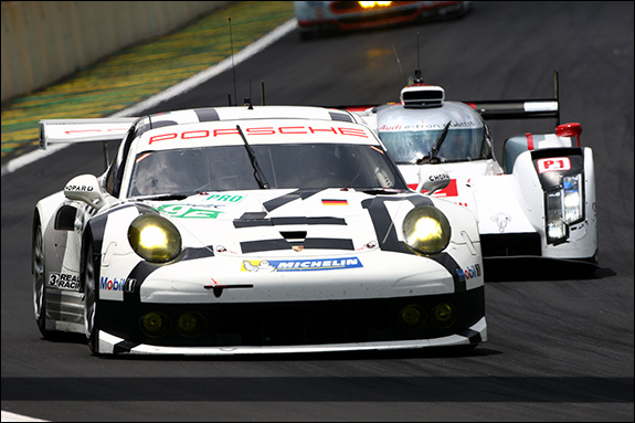 8th, #92, Patrick Pilet, Frédéric Makowiecki, Porsche 911 RSR
