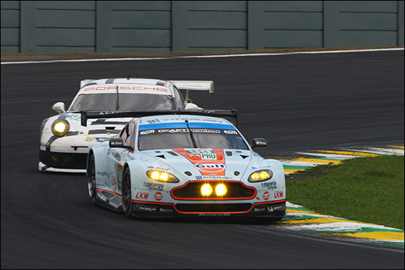 11th, #99, Alex MacDowall, Fernando Rees, Darryl O'Young, Aston Martin Vantage V8